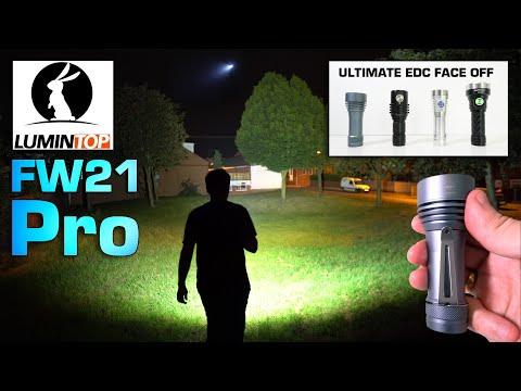 LUMINTOP FW321 Pro - 10,000 lumens - review