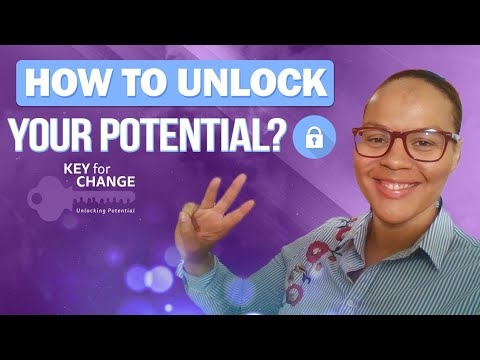 It is time to unlock your potential