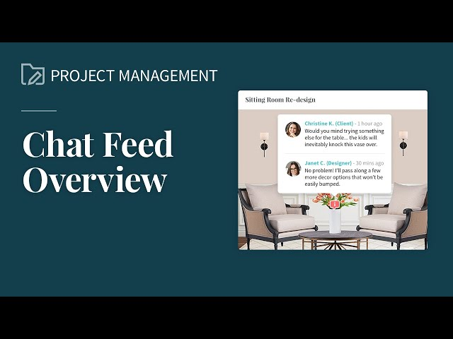 Chat Feed Overview