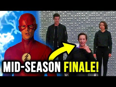 ZOOM and REVERSE FLASH Meet Nora! - The Flash Season 5 Episode 8 Trailer