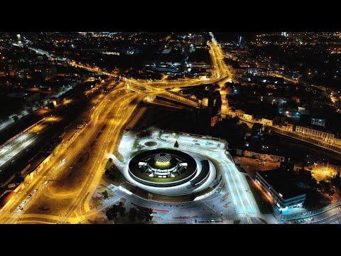 Centrum Komunikacyjne, słynny dworzec spodek w Kielcach już otwarty