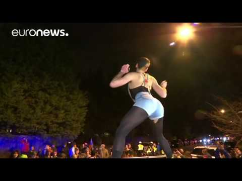 Watch This: Video from LGBT Dance Protest in Indianapolis