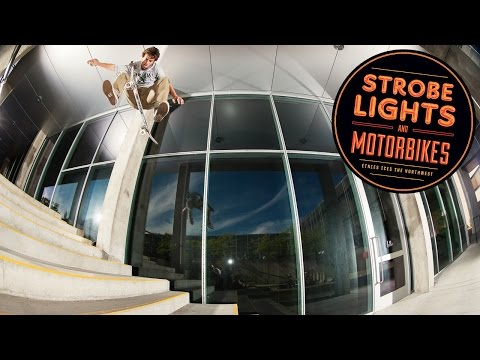 Etnies' Strobe Lights and Motorbikes Video