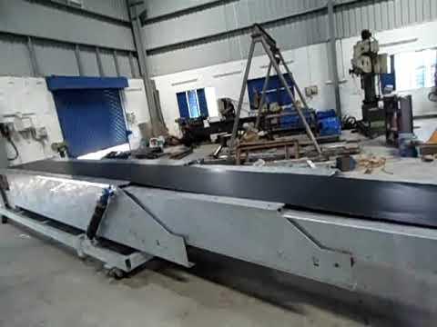Telescopic Belt Conveyor System