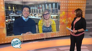 Interview de News Channel 5 à propos de la toute nouvelle saison (treize) de la série avec Daniel Henney et Kirsten Vangsness - Partie 1