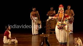 Nangiarkoothu (Kamsa Vadham) - Part III