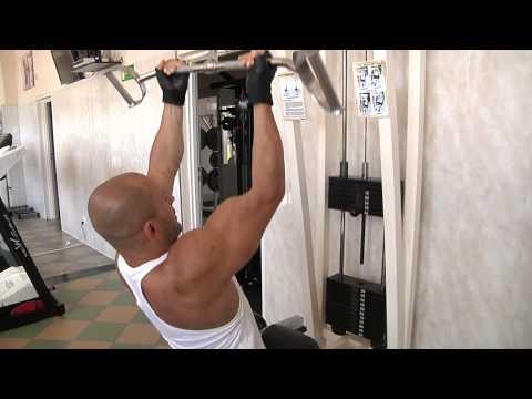 Tylna grupa mięśni ramion i przedramion