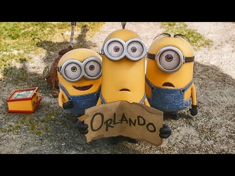 Minions(2015) - Best Funny Cute moments