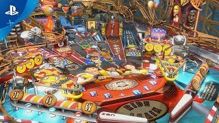 Pinball FX3 – Carnivals and Legends   PS4