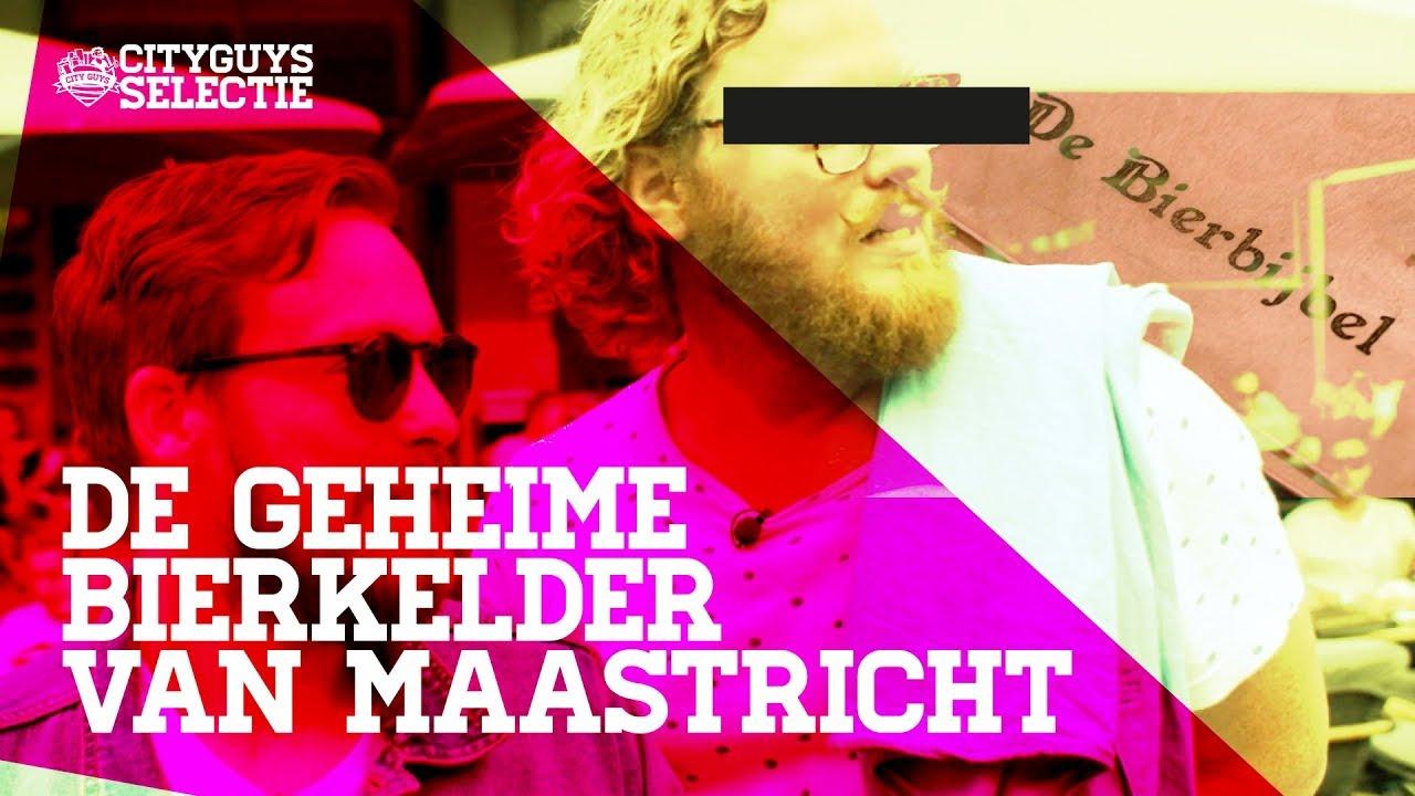 De Cityguys Selectie: Maastricht special deel 2 - De geheime bierkelder van Maastricht
