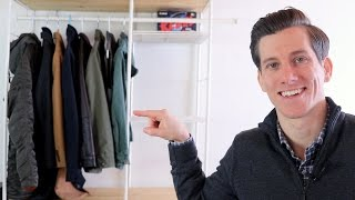 My Outerwear Collection (8 Essential Pieces)