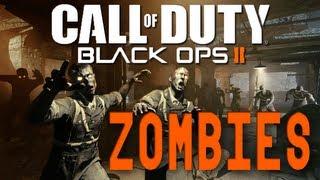 Call Of Duty Black Ops 2: ZOMBIES  - Modo Cine, Partidas De Apuestas ¿Campaña Zombies? COD BO 2