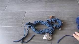 Gioielli finger knitting