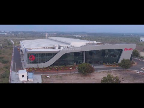 AMPO INDIA Manufacturing plant