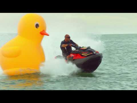 2019 Sea-Doo RXP-X 300 iBR in Panama City, Florida - Video 1