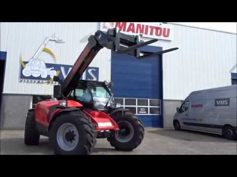 Manitou MLT 737 - 130 PS Classic