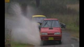 Home and Away Boys race on road