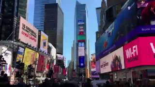 How to take the NYC subway from Laguardia Airport to Times Square in Manhattan in 2020