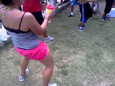 Perreo Intenso En La Playa 2012