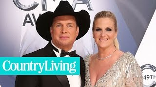 18 Times Trisha Yearwood and Garth Brooks Were Adorable | Country Living