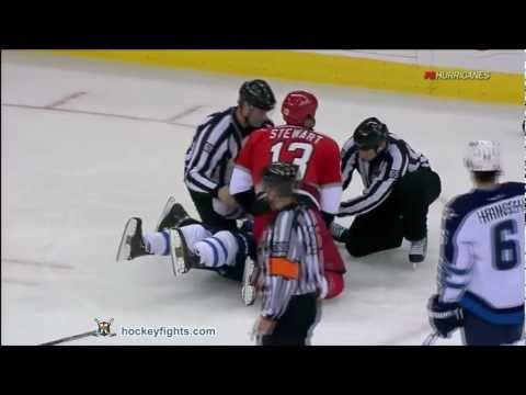 Anthony Stewart vs. Zach Bogosian