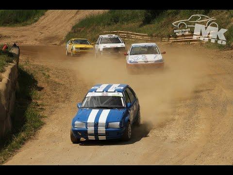 MMČR v rallycrossu v Sedlčanské kotlině - finálová jízda ČPHA nad 1600