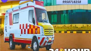 Now Take Medilift Road Ambulance Service in Patna