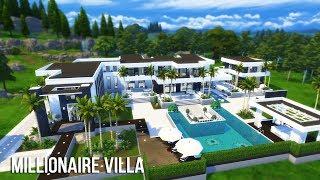 The Sims 4 Speed Build - Millionaire Villa
