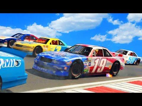 NASCAR ZÁVOD V GTA!