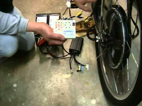 Lyen *Ebike motor controller hall phase throttle tester $29*