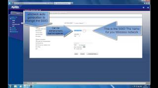 Zyxel How To Find & Change Your Wireless Password on a Zyxel Router