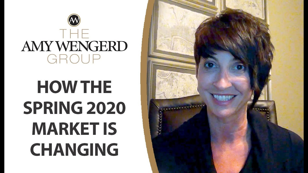 Big Changes You Can Expect in the 2020 Spring Market