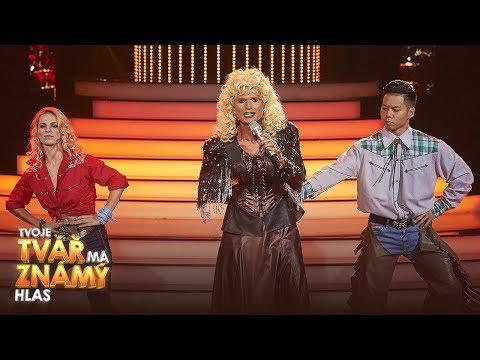 Dalibor Gondík jako Dolly Parton