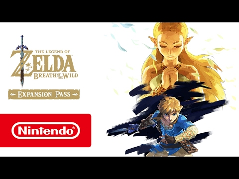 Zelda Breath of the Wild : le Season Pass