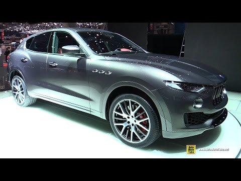 2017-Maserati-Levante-Exterior-and-Interior-Walkaround-2016-Geneva-Motor-Show