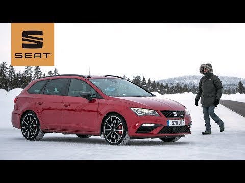 Extreme Tests: SEAT Engineers In The Arctic Circle