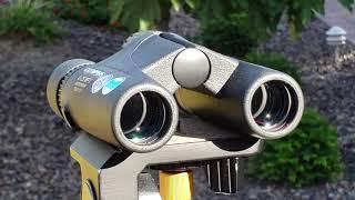 Olympus 8x25 WP I binocular review
