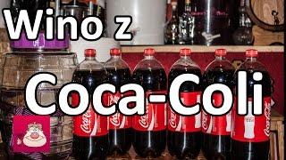 Wino z Coca-Coli. Przepis. Eksperyment 1/3