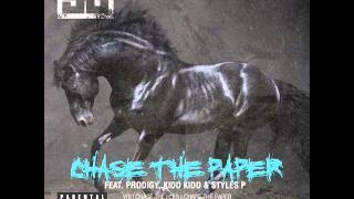 50 Cent Ft. Prodigy, Kidd Kidd & Styles P- Chase The Paper [Instrumental]