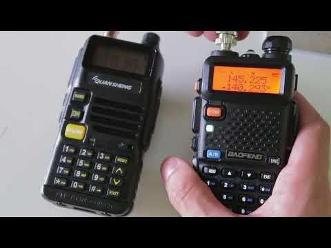 Baofeng UV-5R Mod for Allstar & IRLP Nodes (Ham Radio