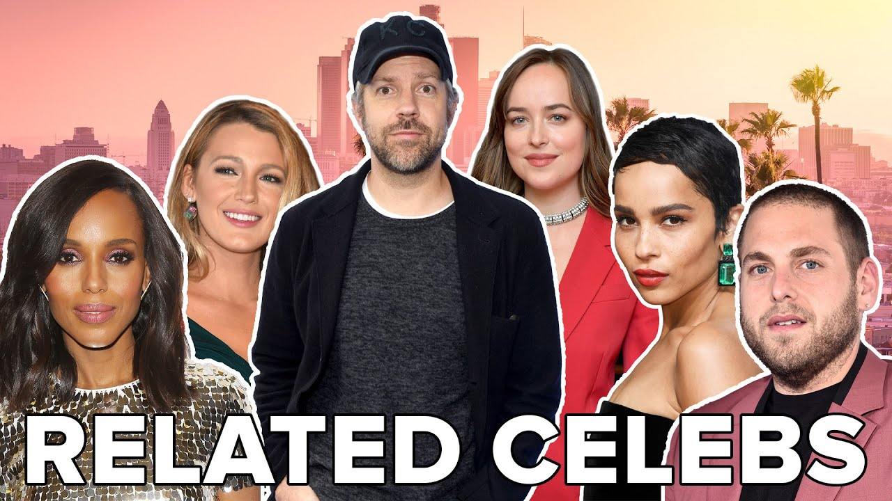 Famous People You Won't Believe Are Related thumbnail