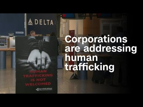 Here's how corporations are addressing human traffic...