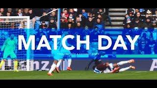⚽️ MATCH DAY | Huddersfield Town Vs Arsenal