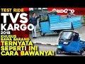 TVS Kargo I Test Ride Review | GridOto
