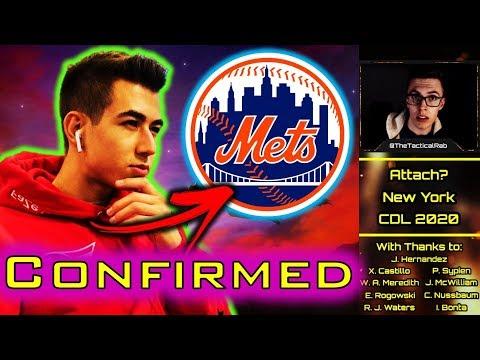 """FaZe"" Attach: New York's Missing Piece!? - Rostermania Rumors & News    CDL 2020 - CoD: MW"