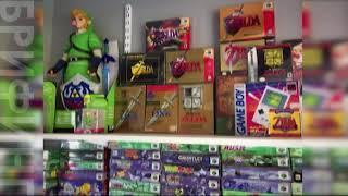 Старые видеоигры за 20 тысяч долларов