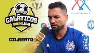 Entrevista exclusiva: Gilberto conta detalhes do início de sua carreira e exalta o Bahia