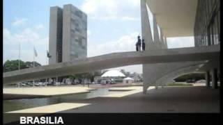Brasilia / La Ciudad Capital Espera El Ballotage Del Domingo