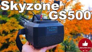 ✔ Skyzone GS500 - Один из лучших FPV Шлемов 2017! Banggood