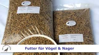 preview picture of video 'Vogelhaltung Hannover Vogelfutter Burgdorf Wellensittiche Hannover Vogelparadies Weidlich Burgdorf'